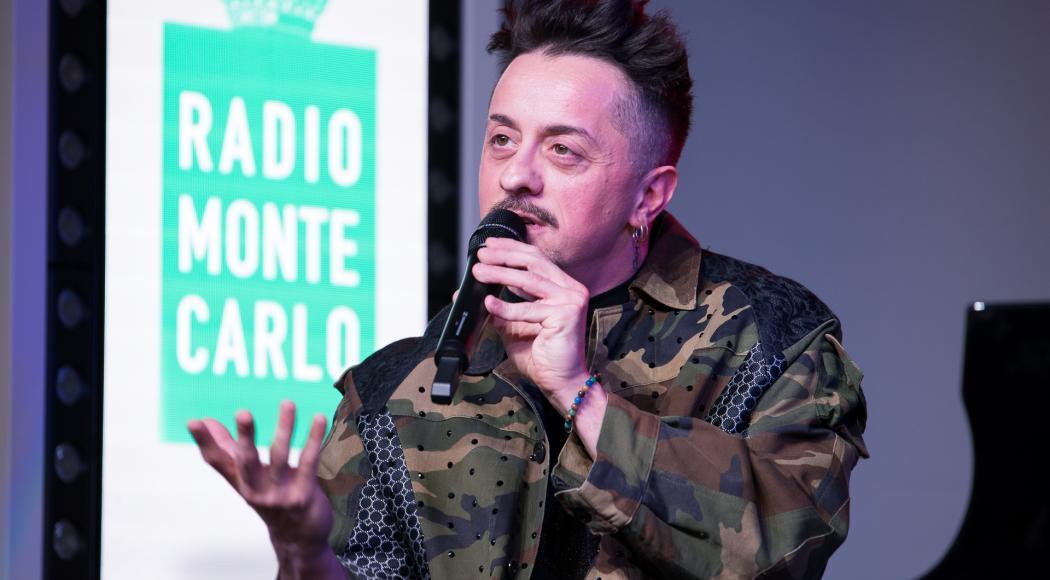 Dardust anteprima music live a Radio Monte Carlo. Le foto