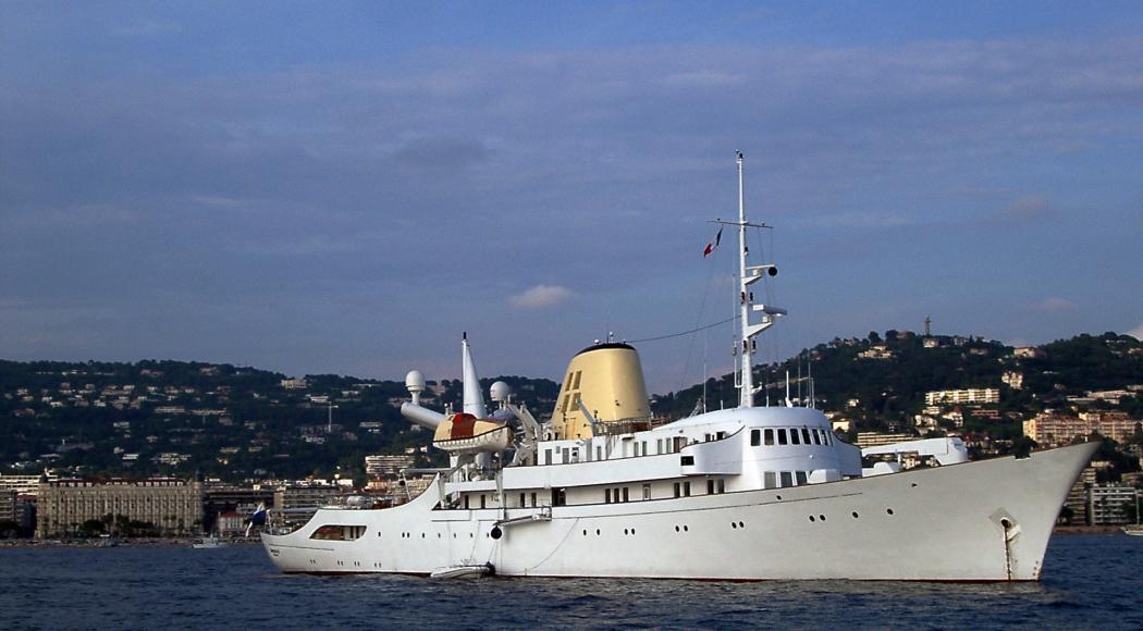 Ospitò Maria Callas e Jackie Kennedy: torna a navigare lo yacht di Onassis
