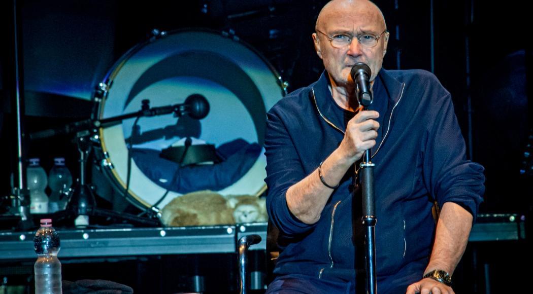 Phil Collins: le foto più belle dal live di Milano