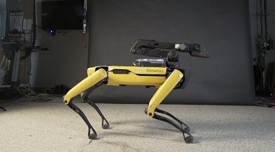 Il robot danza meglio di un ballerino! Il video