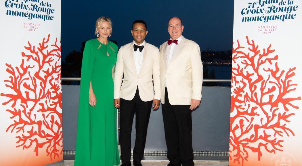 Il 71° Gala della Croce Rossa Monegasca ispirato al mare