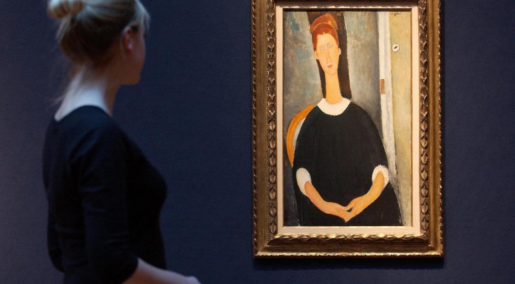 Comprato per poche lire, si rivela un quadro di Modigliani. E ora vale una fortuna