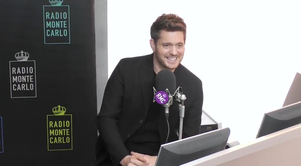 Michael Bublé: sono felice di essere tornato!