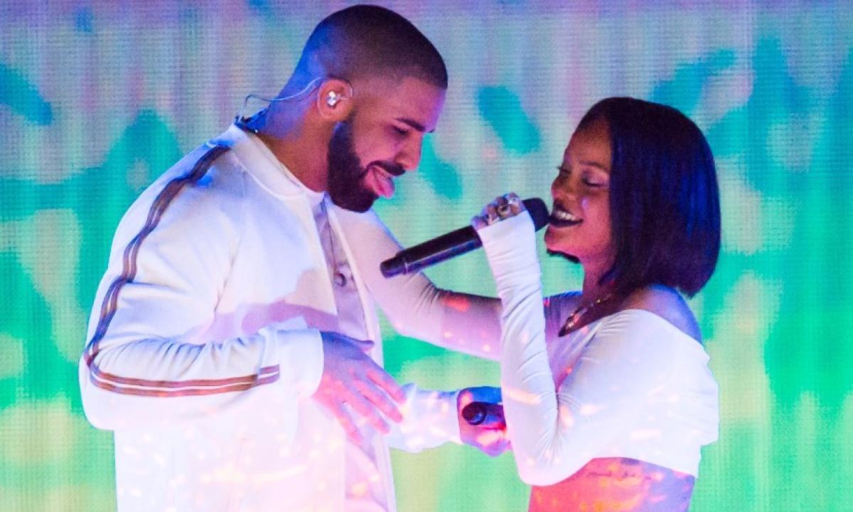 È Drake e Rihanna incontri di nuovo