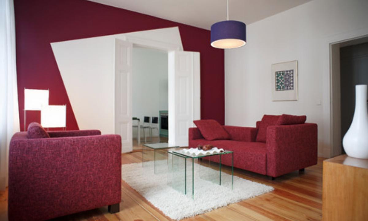 Nuove Pitture Per Appartamenti e ora giochiamo con le porte: tante idee per cambiare