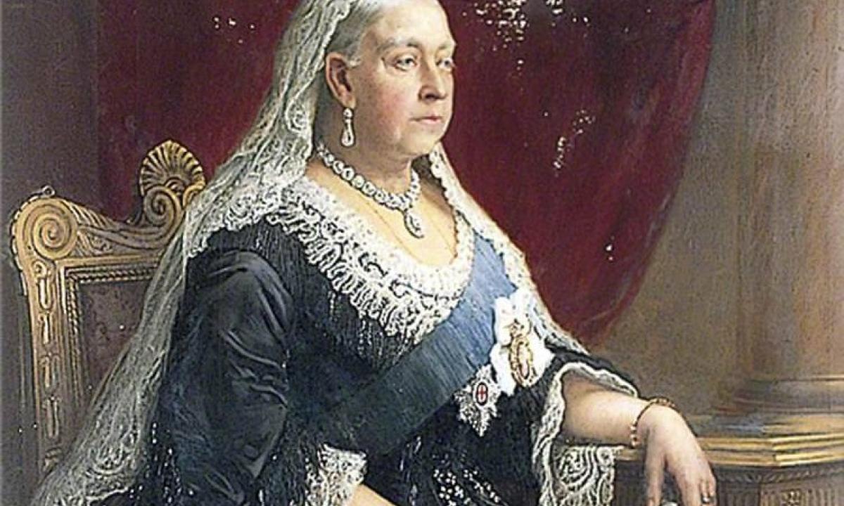 Il 20 giugno 1837 saliva al trono la regina Vittoria