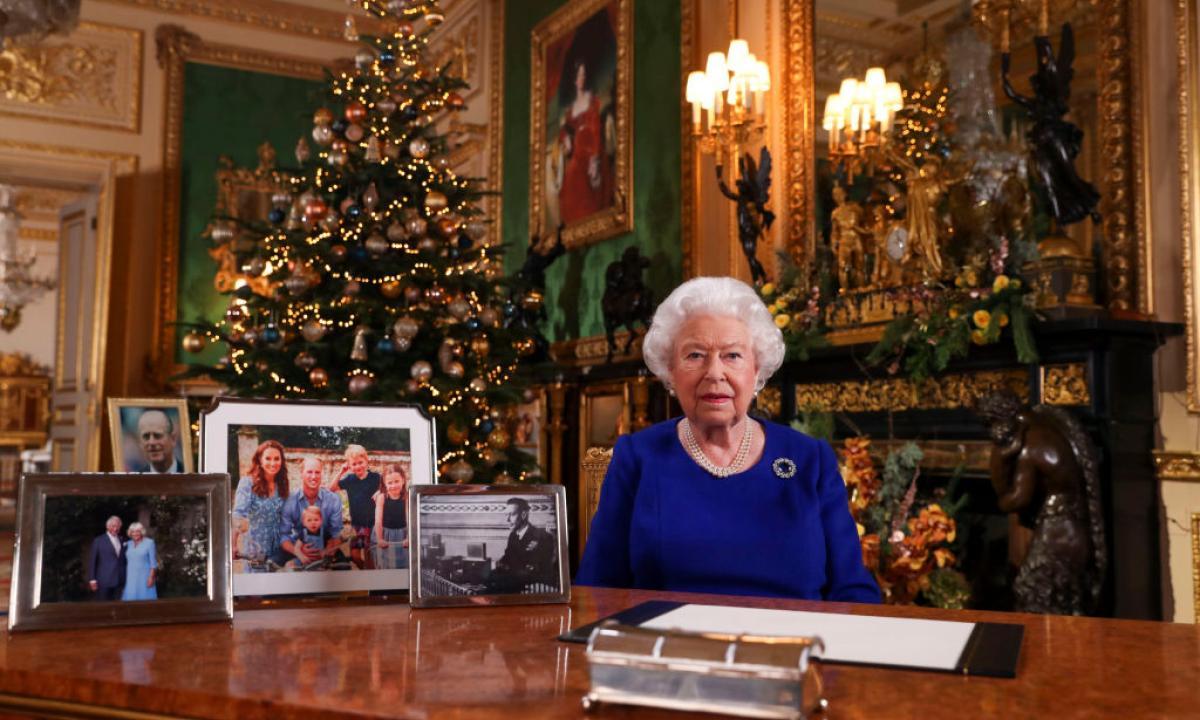 Decorazioni Natalizie 94.Il Castello Di Windsor Risplende Per Le Decorazioni Di Natale Radio Monte Carlo