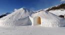 Snow Suite. A Livigno si potrà dormire una suite di ghiaccio