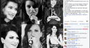"""Laura Pausini festeggia """"La Solitudine"""" con una foto su Facebook"""