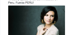 Anche Laura Pausini nella canzone benefica per il Perù
