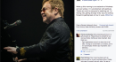 Elton John: gli amici gli chiedono di riposarsi dopo la grave infezione che lo ha colpito