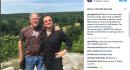 Bono visita l'ex presidente George W. Bush. Che entusiasta pubblica la loro foto su Instagram!