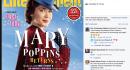 Mary Poppins ritorna. E finalmente vediamo come apparirà nella nuova versione del film
