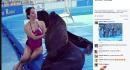La ragazza sfregiata dall'acido torna ai suoi leoni marini: ecco il suo coraggioso messaggio