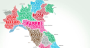 Quali sono i 20 cognomi più diffusi in Italia? Scoprilo nella mappa