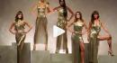 Claudia Schiffer torna in passerella con le altre super modelle più amate. E  si accende l'entusiasmo