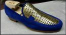 E' italiano l'artigiano che realizza scarpe d'oro per gli sceicchi di Dubai
