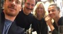 Michael Fassbender e Alicia Vikander: luna di miele in Italia