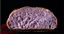 Arriva il pane viola. E pare che faccia benissimo!