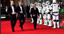 I Principi William e Harry hanno recitato in Star Wars!