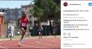 La figlia di Fiona May segna il record giovanile di salto in lungo