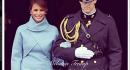 Melania festeggia un anno alla Casa Bianca. Con una foto birichina....