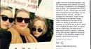 Anche Adele alla marcia di Los Angeles contro le molestie