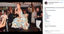 Jennifer Lopez canta a Capri Let's Get Loud. E il video diventa virale