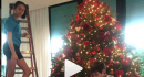 Natale in casa Jennifer Lopez: guarda il video!