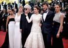 """PIERPAOLO LA ROSA dal 69° Festival di Cannes, proiezione di """"Julieta"""" di Pedro Almodovar e intervista a VALERIA BRUNI TEDESCHI"""