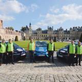 La Toyota Mirai a idrogeno vince il rally più pulito e silenzioso