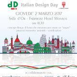 A Monaco la prima edizione dell'Italian Design Day