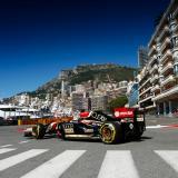 Monaco: in pista la Formula 1