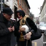 AUDREY E BAFFO INTERVISTATI DA ENRICO LUCCI DELLE IENE