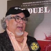 """PIERPAOLO LA ROSA dalla 73° Mostra del Cinema di Venezia, il film """"The duel of wine"""" e intervista a CHARLIE ARTURAOLA"""