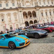 Dal Salone dell'Auto di Torino, FEDERICO LAGNI Fondatore e Presidente di Tesla Club Italy