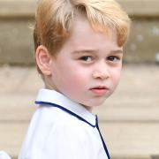 Buon compleanno Baby George