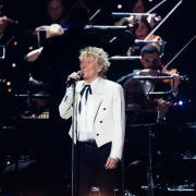 Brit Award:  il memorabile show di Rod Stewart