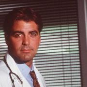 George Clooney torna nei panni del dottor Ross di E.R. Per amore del nostro pianeta!