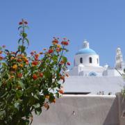 Santorini, l'isola greca delle Cicladi
