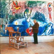Omaggio a Chagall