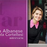 Paola Cortellesi: sapete cosa mi cantava Antonio Albanese ogni mattina sul set?