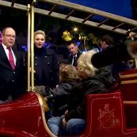 Il villaggio natalizio di Monte Carlo