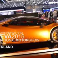Ginevra Motor Show 2015