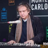 Roberto Cacciapaglia: l'emozionate live a Monte Carlo Nights