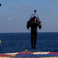 Alla scoperta del Jetpack, che permette di volare come nei film di James Bond