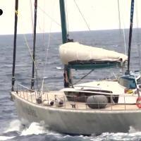 L'avventurosa partenza da Monaco di Mike Horn