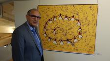 Le opere di Claude Gauthier in mostra al Pavillon Monaco