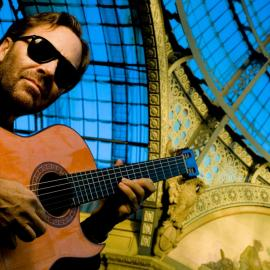 Al Di Meola live al Blue Note