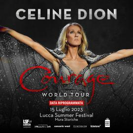Celine Dion: la nuova data del Courage World Tour